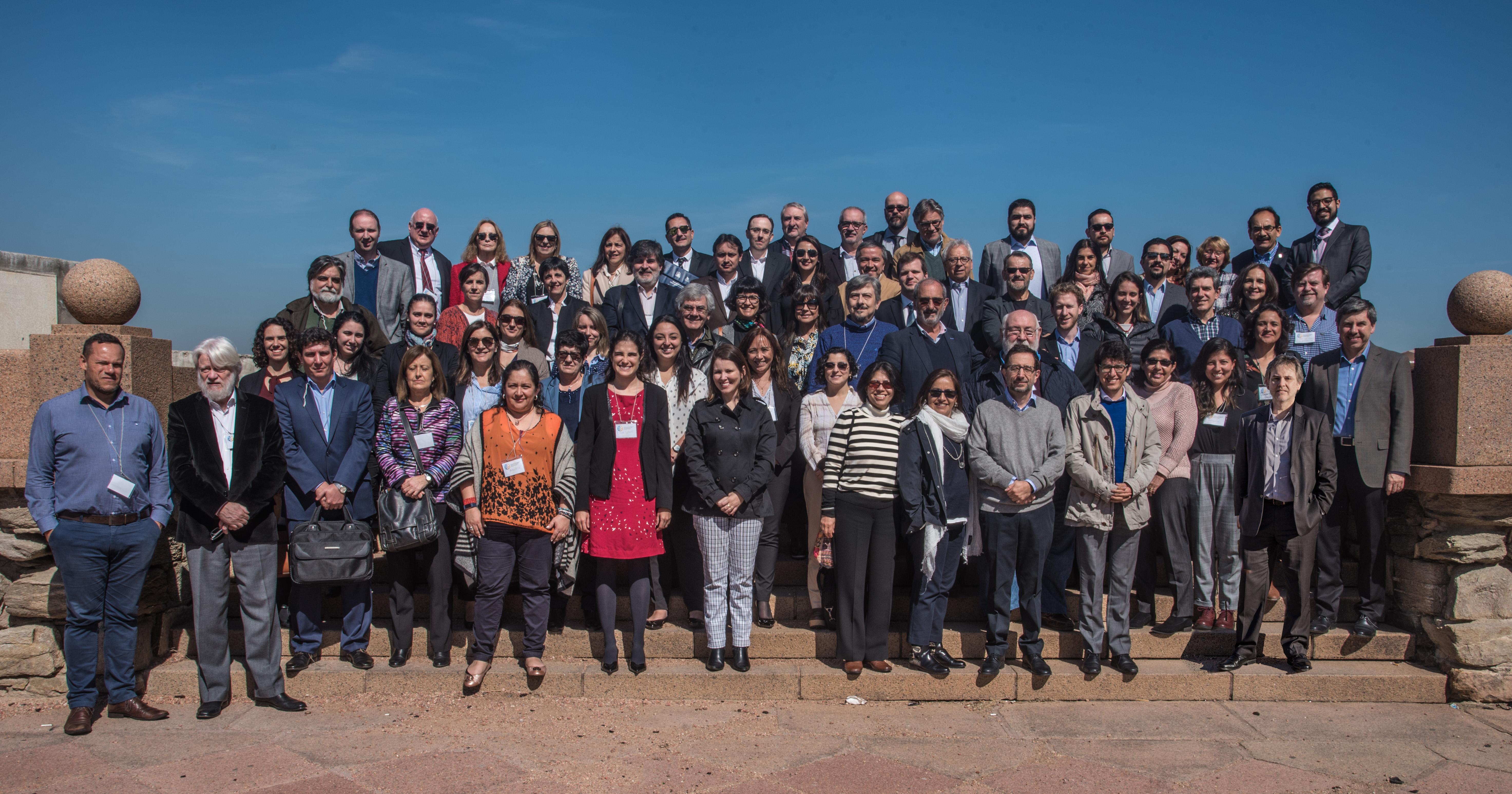Foto grupo Septimo Encuentro
