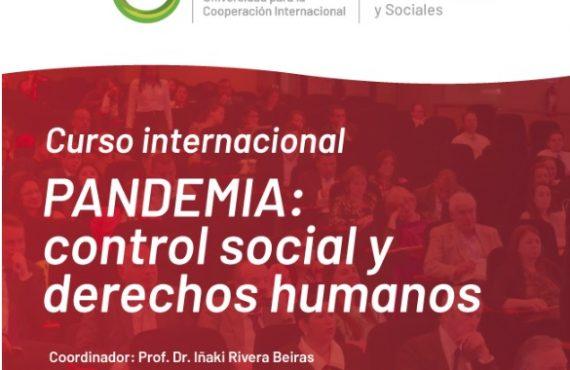 Curso internacional Pandemia