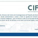 Coloquio Jurisdicción intercultural
